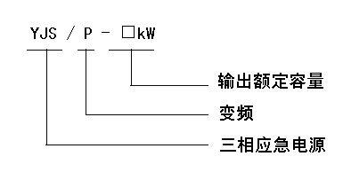LA-EPS-YJS/P系列(动力)变频应急电源